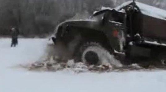 რუსული სამხედრო მანქანა