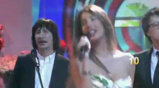 ქეთა თოფურია ნახეთ რა მაგრა მღერის