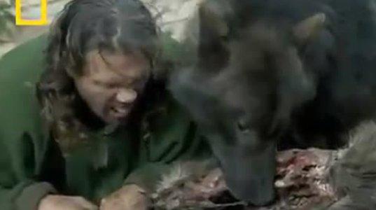 ადამიანი-მგელი ყველამ ნახეთ