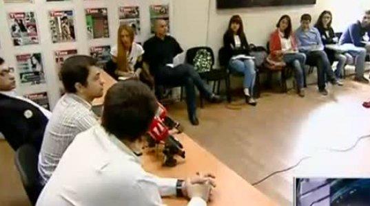 რუსეთის საელჩოსთან დაგეგმილი აქციის ორგანიზატორთა განცხადება
