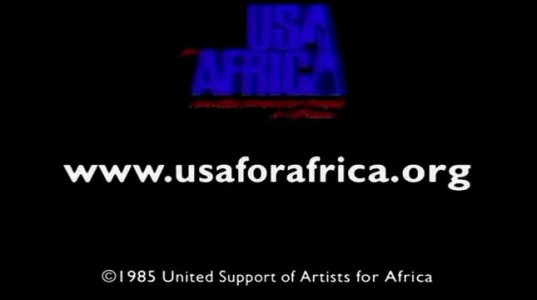 USA for Africa - We Are The World ( Original Music Video 1985 )