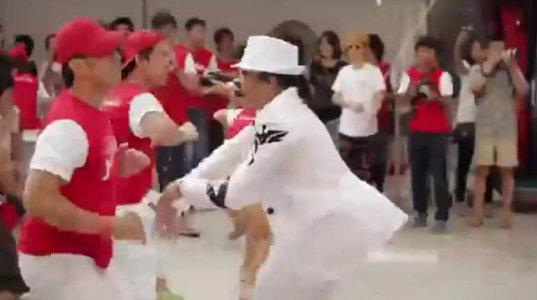 Gangnam Style- კოკა-კოლის რეკლამა