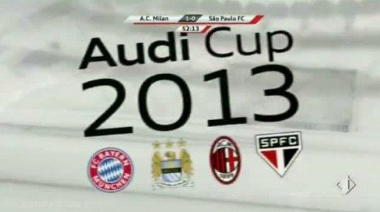 ულამაზესი გოლი -  Milan - São Paulo