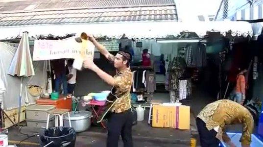 ჩაის გაციების მეთოდი ტაილანდში
