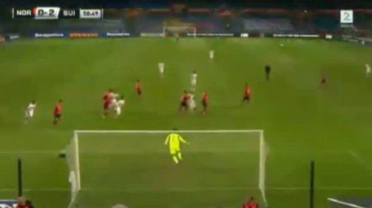 (გუშინ)ნორვეგია 0-2 შვეიცარია