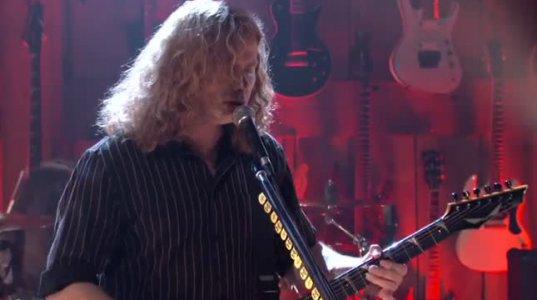 Megadeth Symphony of Destruction