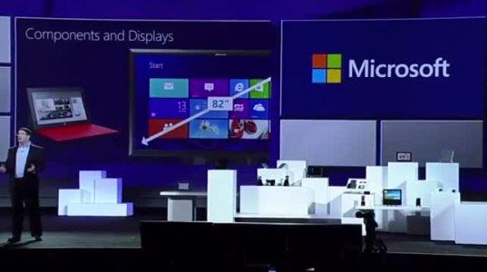 Samsung Keynote პრეზენტაცია